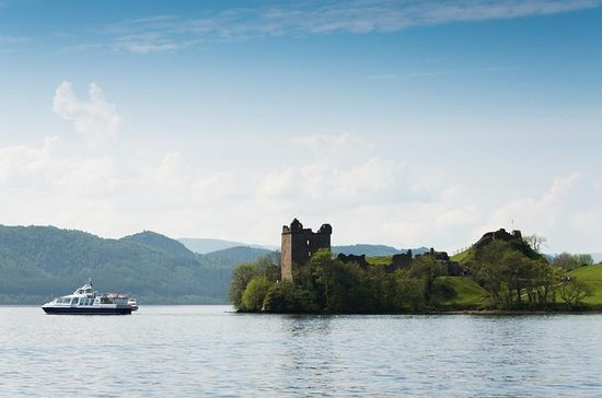 Loch Ness and Urquhart Castle...