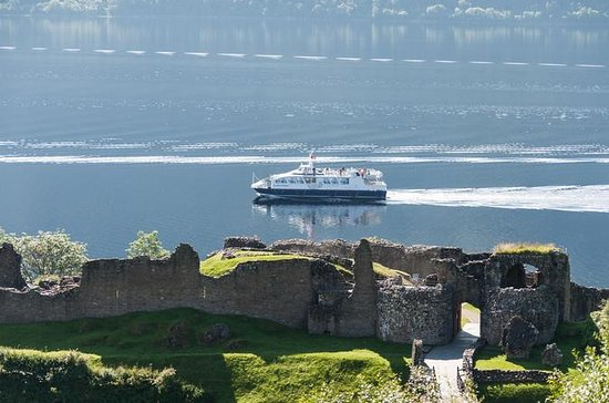 Loch Ness and Urquhart Castle from...