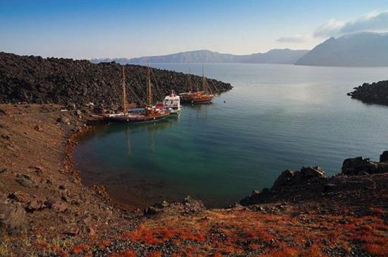 Santorini-Landausflug: Private Tour ...