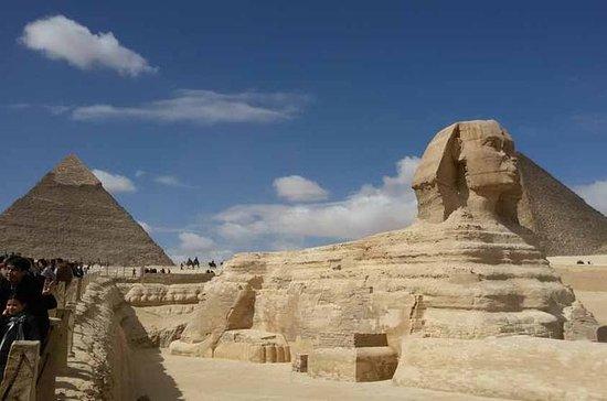 Kairo-Tour ab Luxor mit dem Zug in...