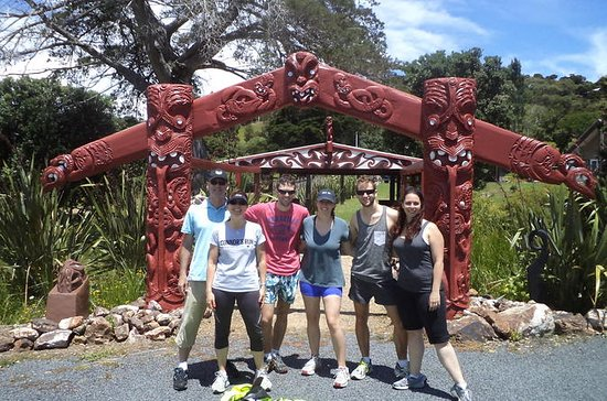 Walking and Biking Tour on Waiheke...