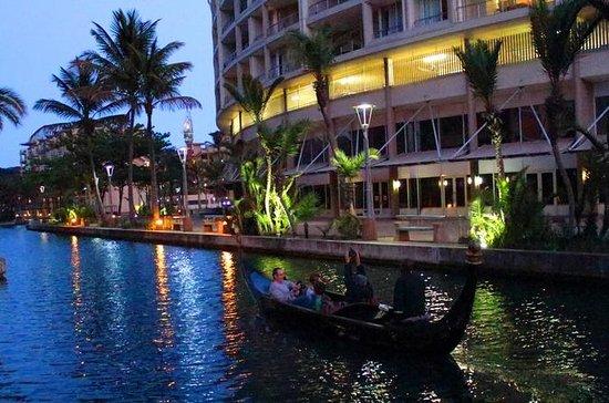 Afrikansk Gondol Boat Ride ved Durban...