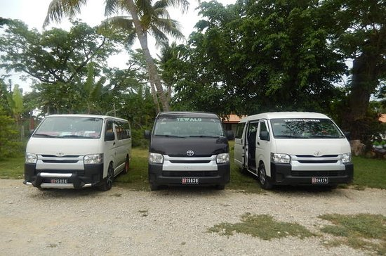 Private Airport Transfer: Port Vila...