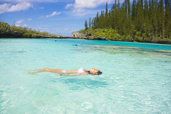 Nuova Caledonia: The Isle of Pines in New Caledonia