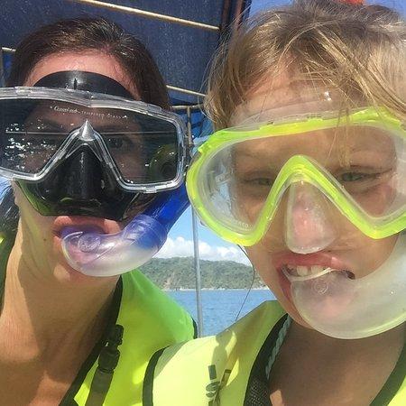 Herradura, Κόστα Ρίκα: Snorkeling