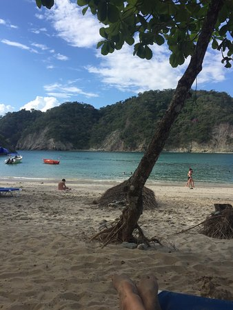 Herradura, Costa Rica: The beach