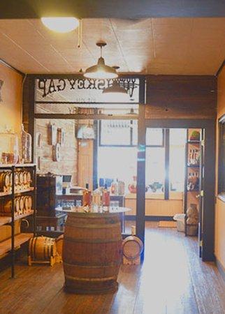 Ritzville, WA: Whiskey Gap Distillery