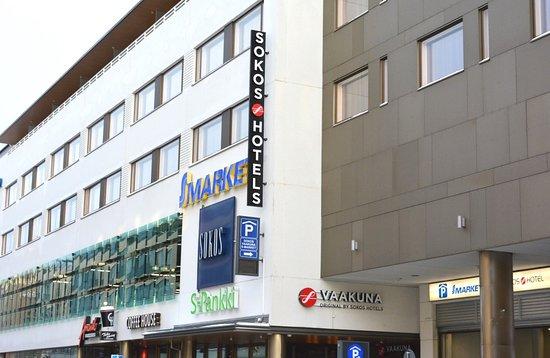 Joensuu, Finlandia: Original Sokos Hotel Vaakuna