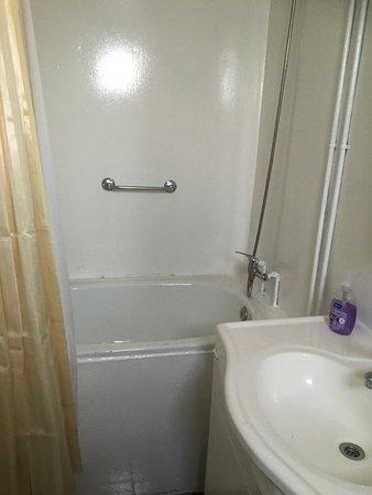 Hostal Forjadores del Cabo de Hornos: todas con baño privado