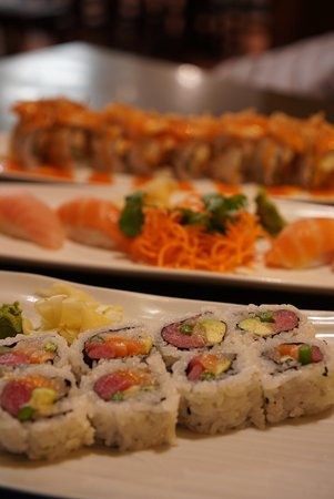 Moses Lake, Etat de Washington : Tsunami Sushi
