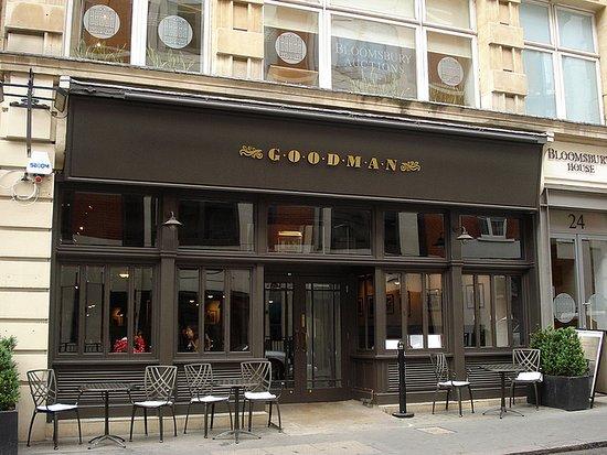 Goodman: meat