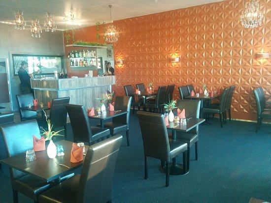 Amberley, Nowa Zelandia: dine in area