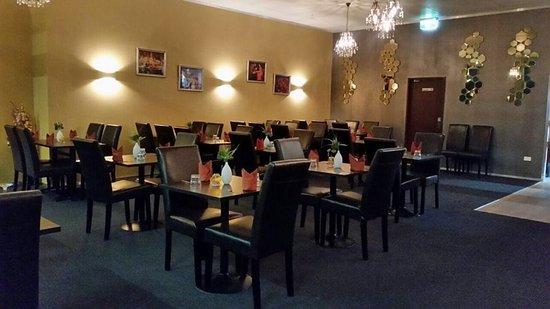 Amberley, Yeni Zelanda: dine in area