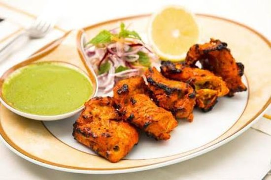 Amberley, New Zealand: tandoori chicken