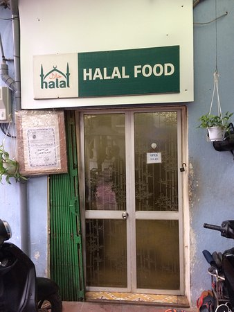 Great Place To Go For Muslim There Is A Halal Restaurant Inside The Mosque Really Worth To Eat Picture Of Al Noor Mosque Hanoi Tripadvisor