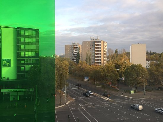 andel's by Vienna House Berlin: View from room of Prenzlauer Berg.