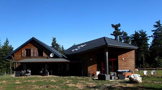 Lodge du Domaine de la Gardille