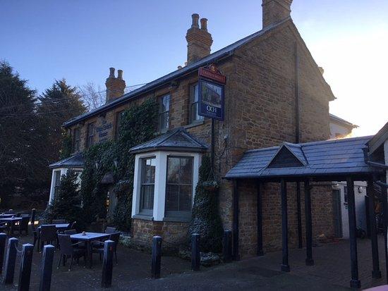 Ashby Saint Ledgers, UK: Good looking place!