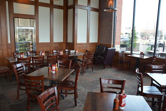 Colleyville, TX: Black Walnut Cafe