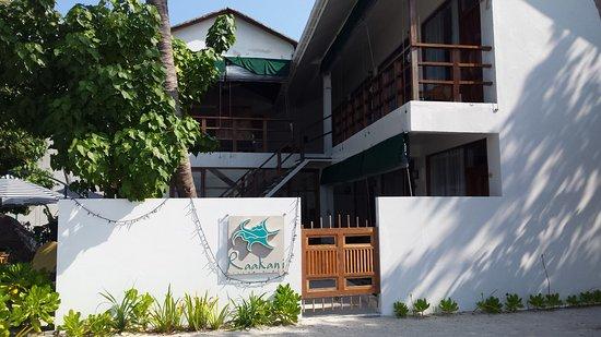 Guraidhoo: Raakani Villas & Spa