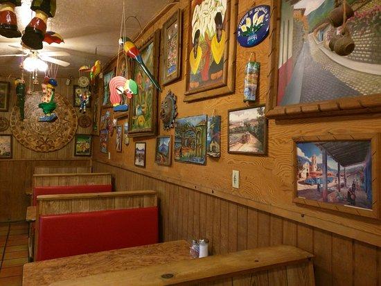 Belton, Техас: Interior decor