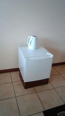 Piet Retief, Republika Południowej Afryki: bar fridge