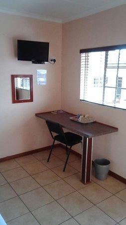 Piet Retief, Republika Południowej Afryki: desk