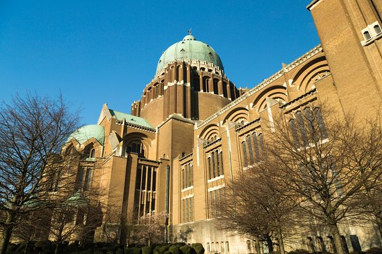 Koekelberg, Bélgica: Basilica