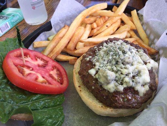Micco, فلوريدا: Bleu Burger