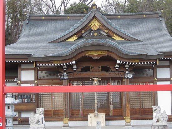Tsugeno Shrine