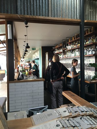 Ewingsdale, Australia: The Bar!