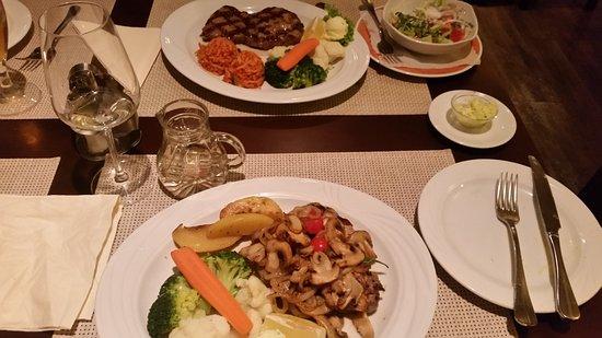 Ritterhude, Tyskland: Firenze, Steaks