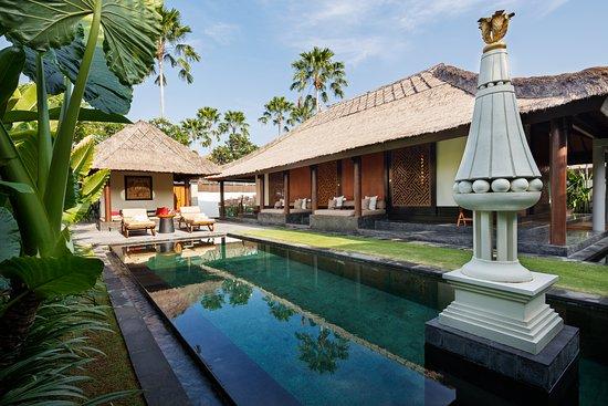 One Bedroom Villa Private Compound Picture Of The Legian Bali Seminyak Tripadvisor