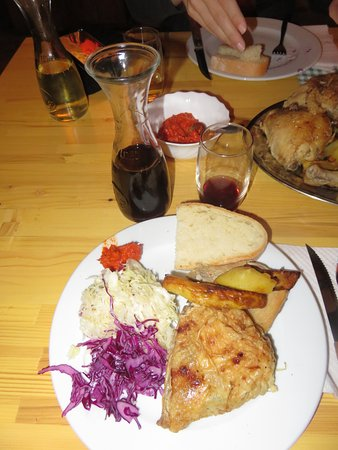 Drnis, Croatia: Etnoland lunch