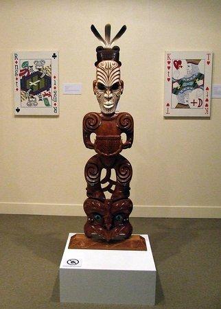 Gisborne, Selandia Baru: Statue