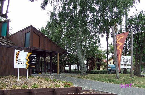 Gisborne, New Zealand: the Museum