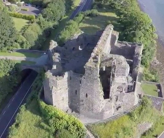 Drogheda, Irland: King John's Castle Carlingford County Louth