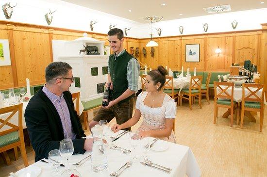 Hotel Heffterhof: Restaurant