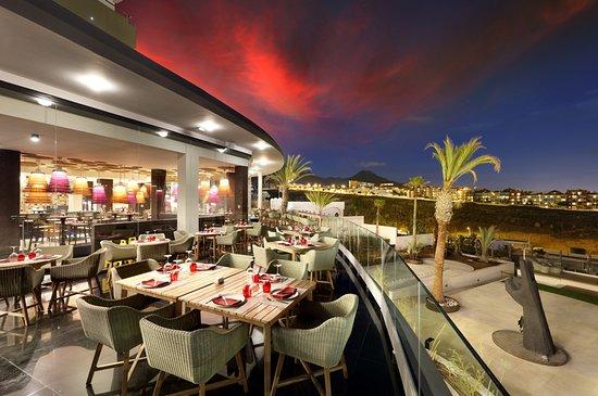 Hard Rock Hotel Tenerife Aliole Restaurant