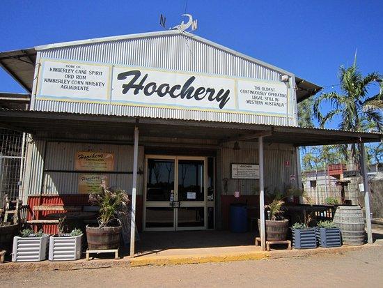 Кунунурра, Австралия: Hoochery