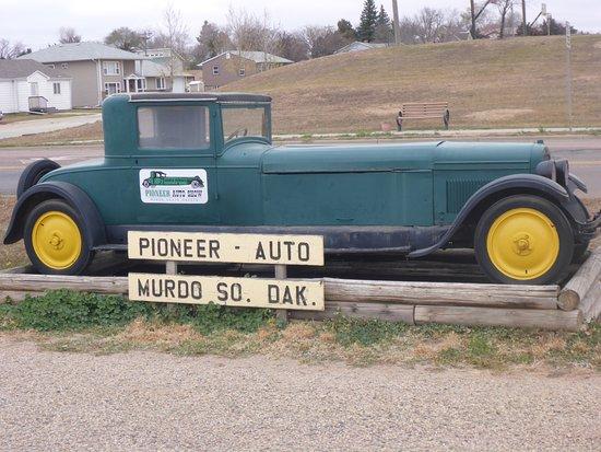 Pioneer Auto Show Prairie Town Murdo SD Picture Of Pioneer Auto - Sd car show