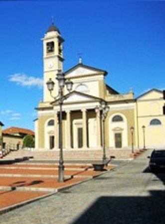Gerenzano, Italy: piazza