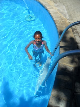 Worcester, South Africa: Getting the feet wet!!