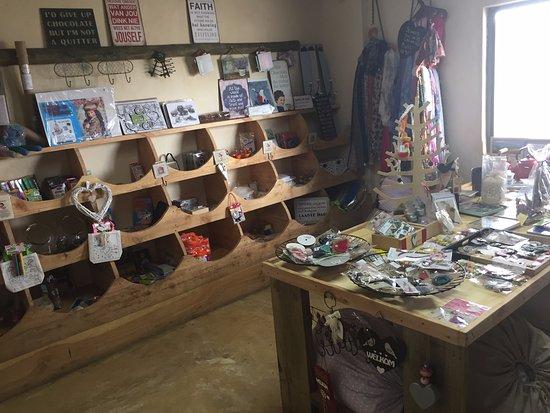 Keetmanshoop, Namibia: Inside craft market