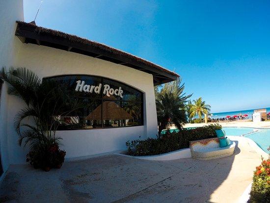 Hard Rock Cafe Beach Montego Bay