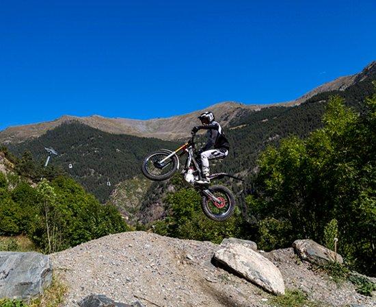 Arinsal, Andorra: Parc Trial Font de la Tosca