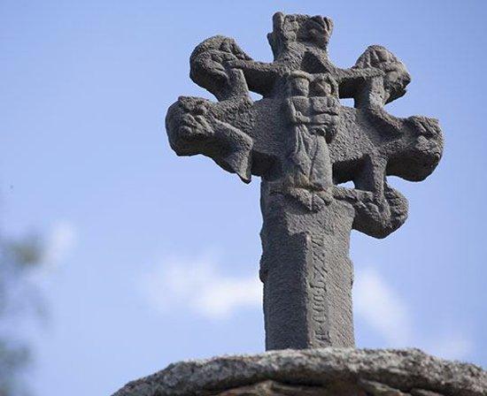 Prats, Andorre: Cruz de los 7 brazos