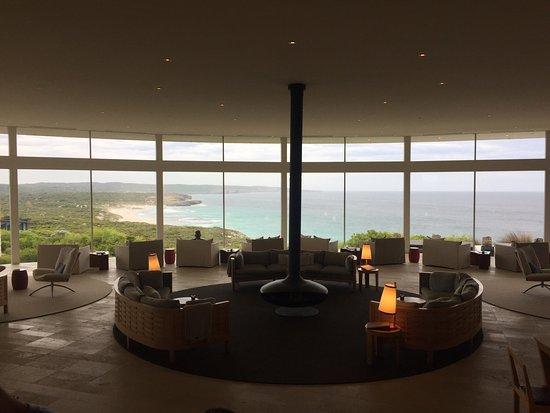 Southern Ocean Lodge: Un hotel divino !