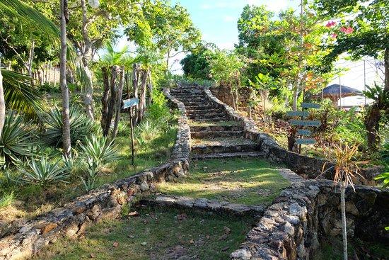 La Estancia Busuanga: Lots of steps