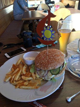 Tauplitz, Autriche : Hütten XL Burger